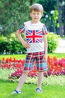 Шорты ODWEEK Британия 180103  Разноцветные