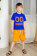 Шорты ODWEEK Crab 040103  Оранжевые