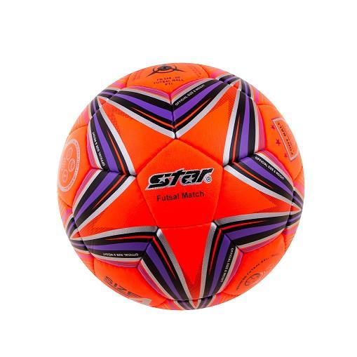 Мяч футзальный Star красный