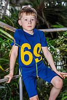 Шорты для мальчика ODWEEK SEA 340115  Синий