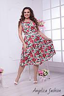 Женское летнее нарядное платье , фото 1