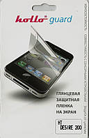 HTC Desire_200, глянцевая пленка