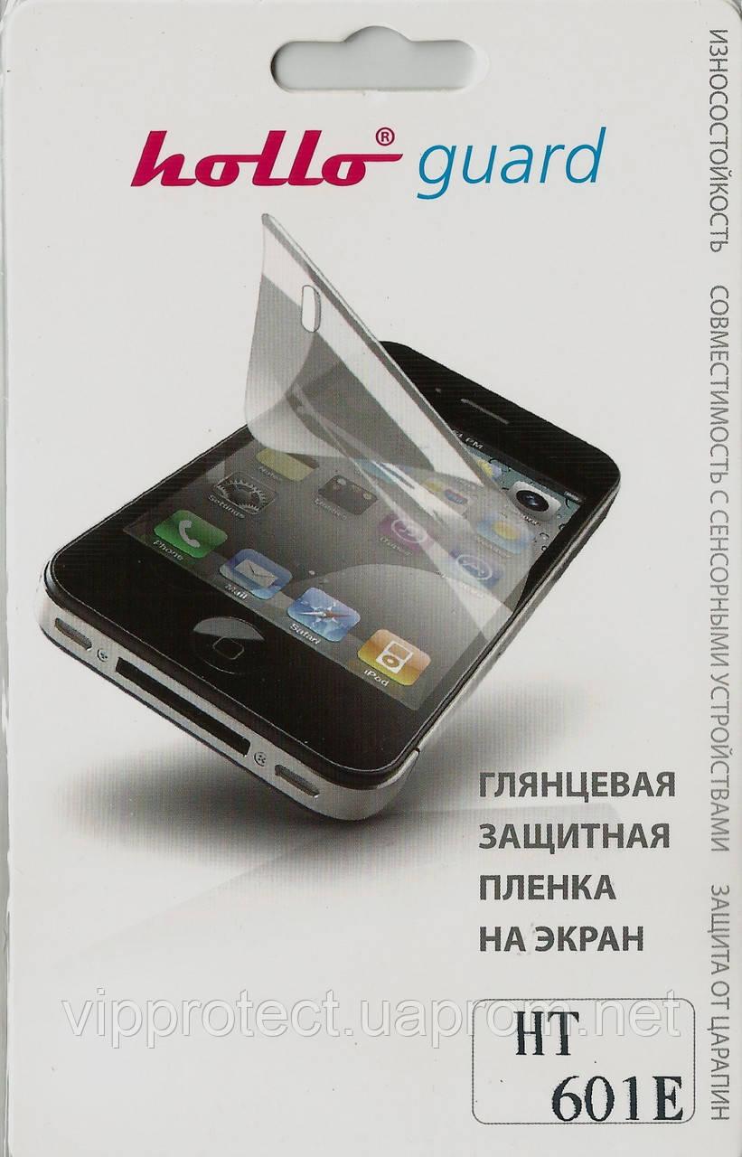 HTC One_mini, глянцевая пленка 601e