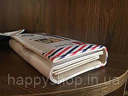 Женский кошелек-клатч Париж, фото 3