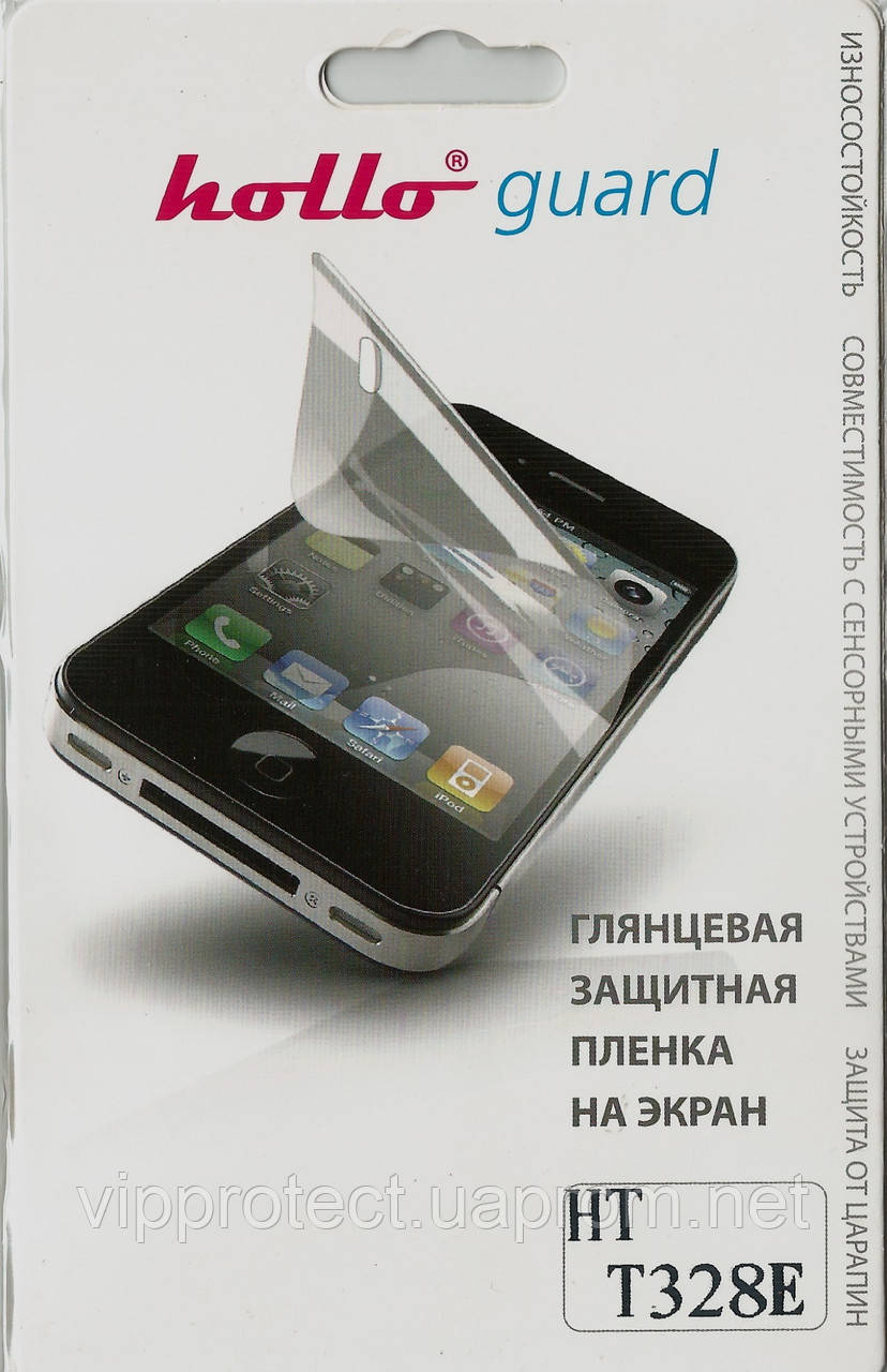 HTC Desire_X, глянцевая пленка T328E