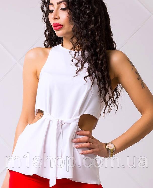 Женская блузка-майка (Девайс lzn) - « m1shop »женская одежда в Харькове
