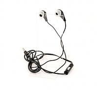 Гарнитура PrologiX ME-A150 Black, Mini jack (3.5 мм) 4pin, вакуумные, микрофон на проводе, кабель 1.2 м
