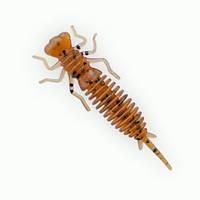 Larva 2,5  цвет 002 Приманка Фанатик