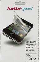 Nokia 202, глянцевая пленка