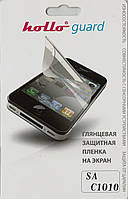 Samsung C1010 Galaxy S4 Zoom, глянцевая пленка Hollo