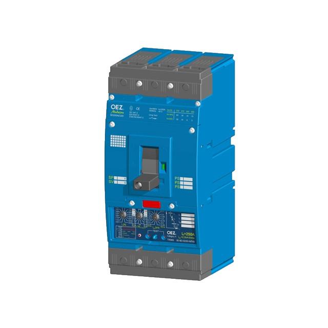 Компактные автоматические выключатели BD250 36/65 kA 40-250 A