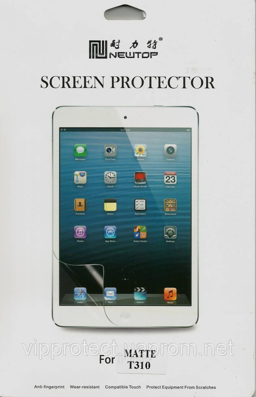 "Samsung T310, матовая пленка на планшет Galaxy Tab 3 8.0"""