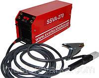 Сварочный инвертор SSVA 270 на 380 Вольт