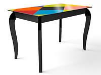 """Стол деревяный""""Comfy Home"""" Egoist-Art (черный) 110х64 см"""