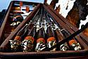 "VIP набор шампуров ""Буржуй"" с ручкой из мореного дуба, фото 4"