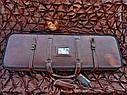 """VIP набор шампуров """"Вулкан"""" 47см с ручкой из капа клена, фото 2"""