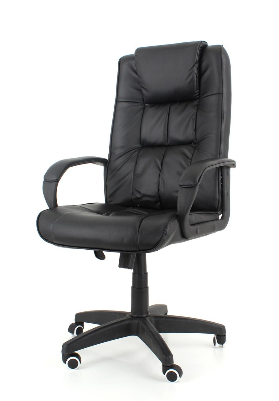 Офисное кожаное кресло EKO 8550 4 цвета