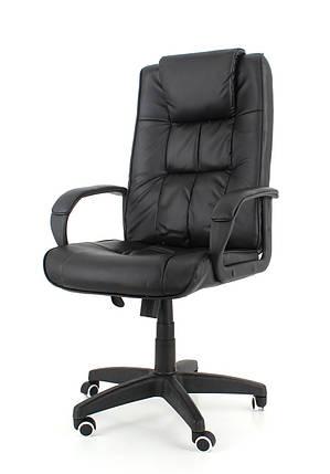 Офисное кожаное кресло EKO 8550 4 цвета, фото 2