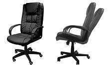 Офисное кожаное кресло EKO 8550 4 цвета, фото 3