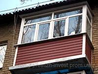 Обшивка балкона Макеевка. Внутренняя обшивка балконов цена Макеевка