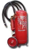 Огнетушитель порошковый (ОП-100)