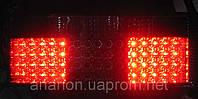 Задние фонари на ВАЗ 2109 Глаза паука №1 (супер темные)
