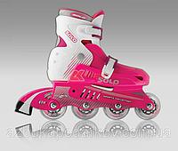 Роликовые коньки SOLO Fuxia 31-34