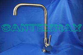 Смеситель для мойки Falanco 2862 из нержавеющей стали