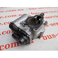 Клапан рециркуляции EGP для Opel Vivaro 2.0 cdti. Клапан (ЕГР, ЕЖР) на Опель Виваро 2.0 цдти.