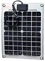 Гибкая солнечная батарея для автомобиля Lensun  10Вт 12В