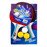 Ракетка для настолького тениса Boli Star 9011