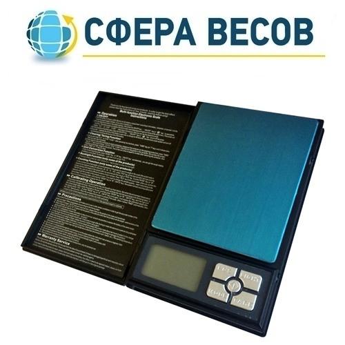 Весы ювелирные Notebook 6296A, 500 гр (0,01)