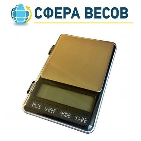 Весы ювелирные Digital Scale MH-999/XY-8007, 3кг (0.1г), фото 2