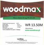 Водостойкий клей Woodmax WR 13.50M, класс D3