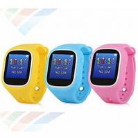 Детские умные часы с GPS Smart Baby Watch Wonlex KIKO