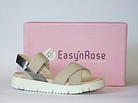 Женские босоножки Easyn Rose оригинал натуральная кожа 39