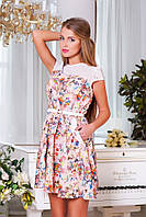 """Платье летнее """"Верона"""" разм.L(46-48)"""