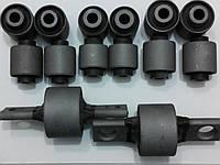 Сайлентблок Ford Focus 2004-; Focus C-Max CAP; Focus CAK (GCAT) 98-05;   к-кт 14шт ЗАДНЯЯ подвеска  , фото 1