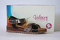Женские босоножки Valerias оригинал Испания натуральная кожа 37