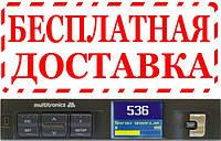 Маршрутный бортовой компьютер  Multitronics C 340 (голос) для ВАЗ 2115 в штатное место, цветной TFT
