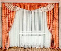 Комплект штор - Барокко