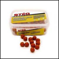 Бойлы STEG Product  Пылящие Насадочные 12 мм, Ананас 130гр