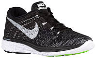 Кроссовки/Кеды (Оригинал) Nike Flyknit Lunar 3 Black/Midnight Fog/Wolf Grey/White