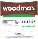 Клей для склеивания древесины Woodmax EX 12.57, класс D2