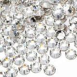 Стразы термоклеевые Premium Crystal SS30 Hot Fix 10 шт., фото 2