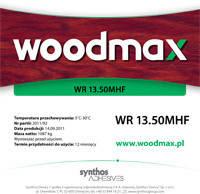 Водостойкий клей для дерева Woodmax WR 13.50MHF, класс D3