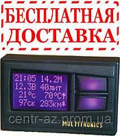 Бортовой компьютер Multitronics Comfort Х11 (голос) для ВАЗ 2110