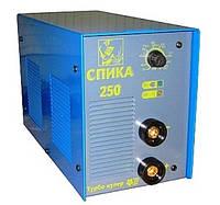 Сварочный инверторный аппарат СПИКА 250