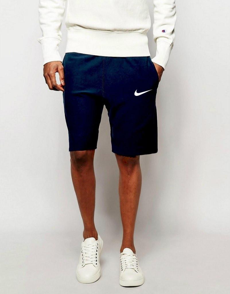 03c5b56b Шорты Nike синие мужские - купить в Запорожье и Украине, доступные цены