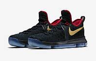Баскетбольные кроссовки Nike KD 9 Gold Medal Unite, фото 1